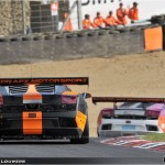 Backdraft Motorsport's Double Double Podium Weekend