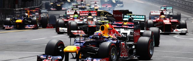 Monaco… The Ultimate Street Race!