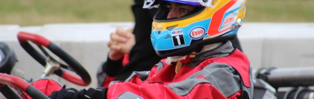 Alonso – last to first in three laps at Daytona Sandown Park